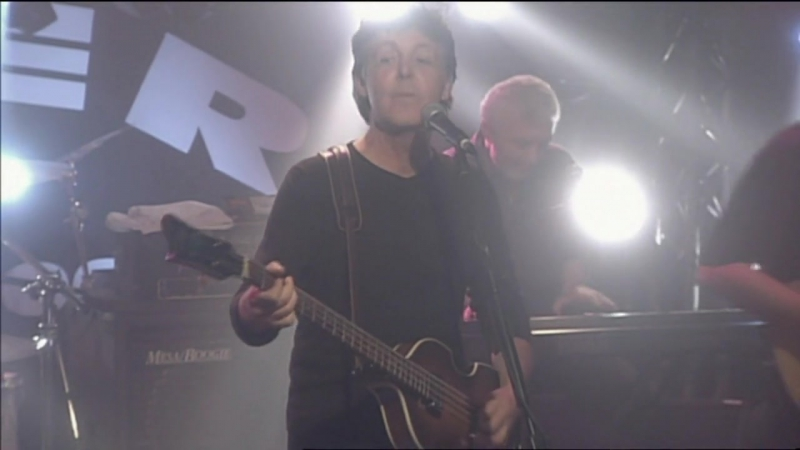 Paul McCartney – Shake A Hand (10/13) Live at the Cavern (1999)