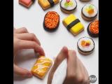 Суши-печенюшки ?