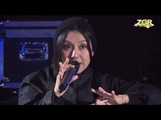 Sevara судья для участников шоу