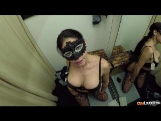 [thefuckingroom.com cumlouder.com] penelope damatrix - anonymous fitting room