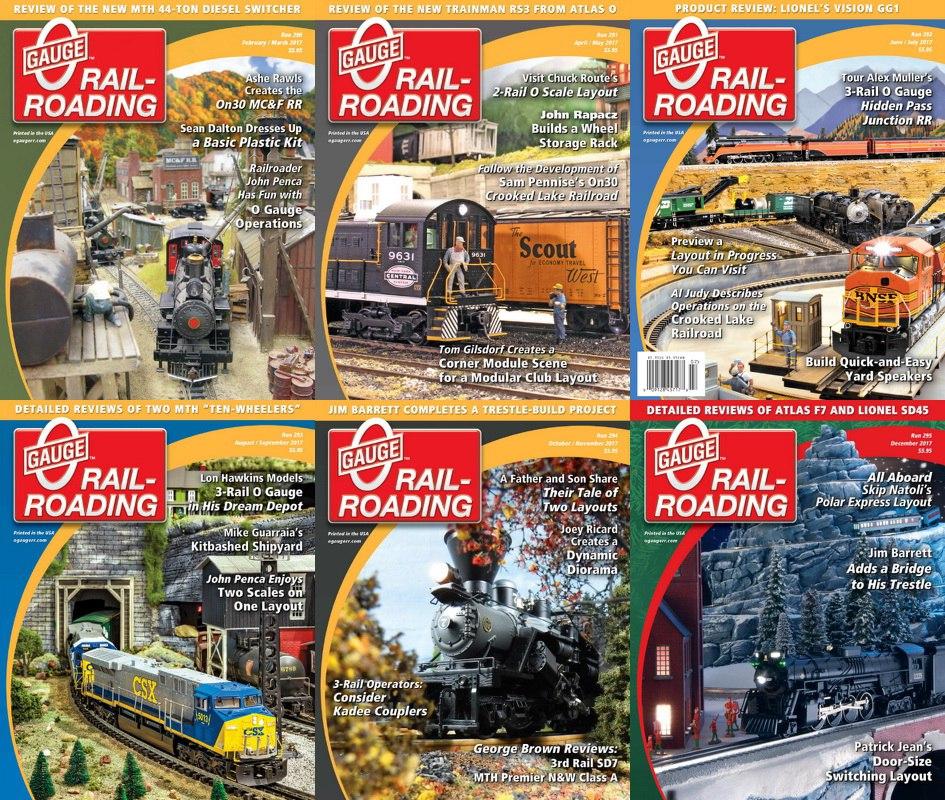 Railroading - 2017 Full Year