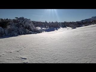 зима 2016 Ай- Петри