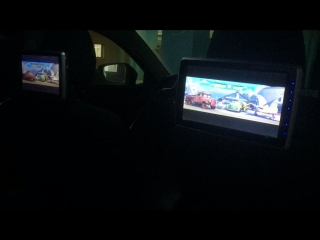Видео мониторы в авто
