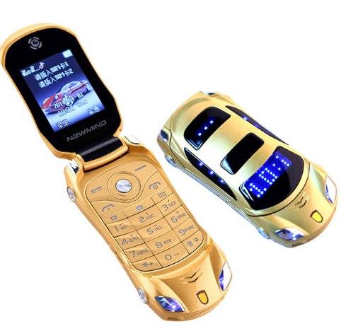 Телефоны в виде спортивных машин Судя по отзывам часто берут детям