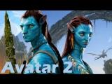 "Аватар 2 - Avatar 2 - Teaser Trailer (2020 Movie) James Cameron [HD] ""Return To Pandora"" (FanMade)"