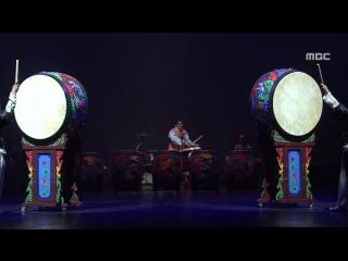 전남도립국악단 - 신명의 타고 (북소리와 남도국악, 춤의 어울림)