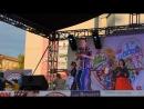 Праздничный концерт в честь Дня Города. 10 июня 2017 год.