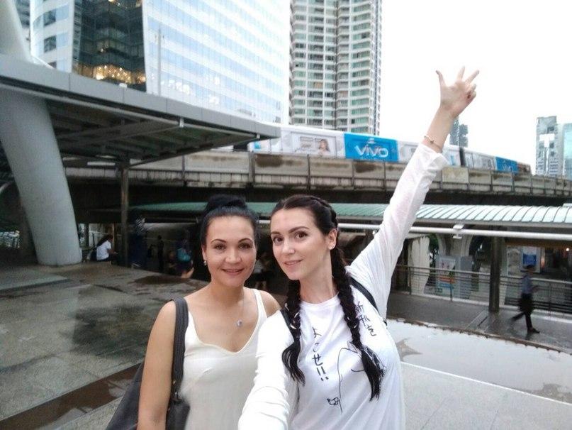 Анастасия Андреева | Bangkok