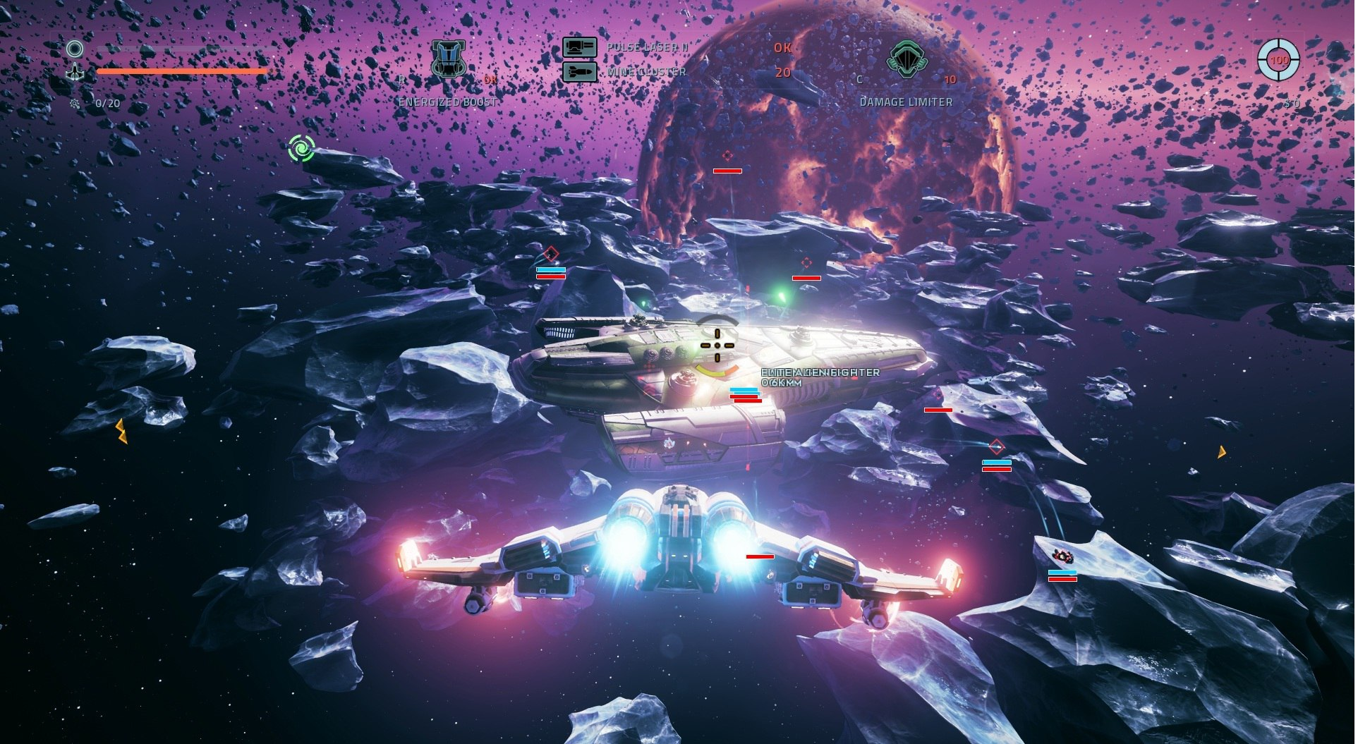 Everspace (2017) - Скриншот 3