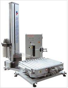 Оборудование для упаковки в пищевоую стрейч-пленку
