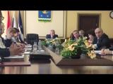 Подмосковных депутатов возмутило присутствие на заседании обычного гражданина