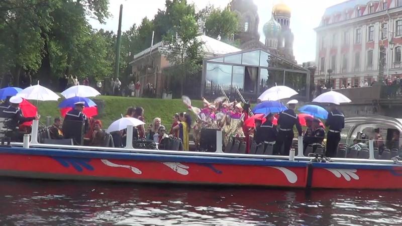 Речной Карнавал 08.07.2017
