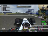 rFactor F1 2005 (PC) - Twitch Stream #213