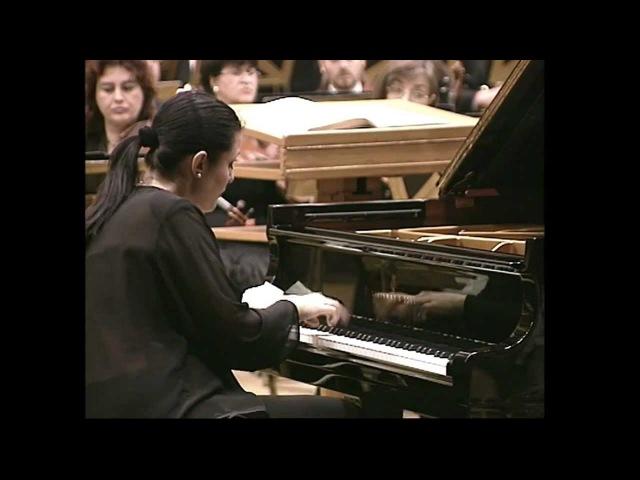 Raluca Stirbat - MOSZKOWSKI, Piano Concerto in E major, Op. 59 (3rd Mvt.)