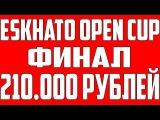 ЧЕМПИОНАТ РОССИИ CLASH ROYALE / ГРАНД ФИНАЛ НА 210.000 РУБЛЕЙ