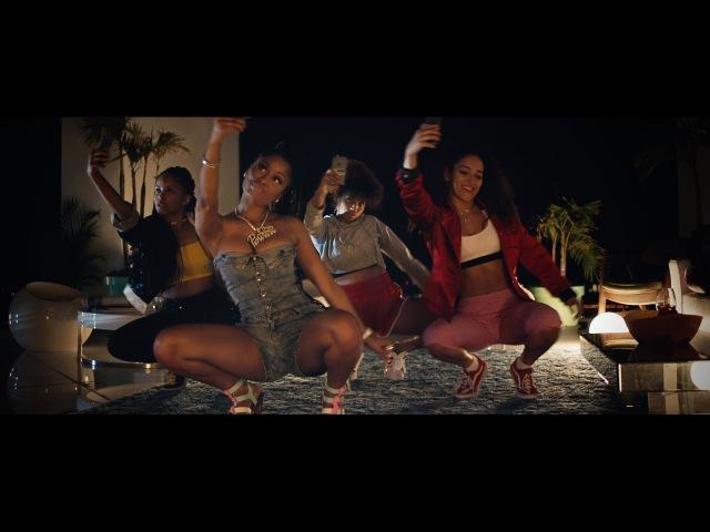 Major Lazer - Run Up (feat. PARTYNEXTDOOR Nicki Minaj) (Official Music Video)