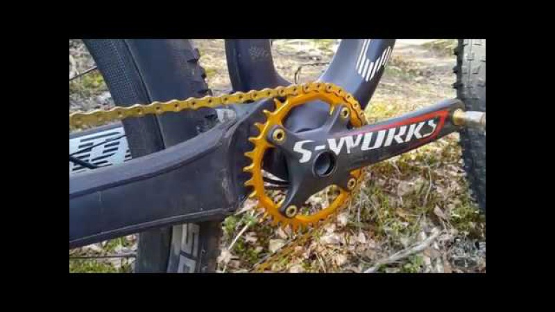 Specialized S-Works Epic World Cup