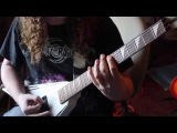 Wintersun - The Way of the Fire (Guitar Cover)