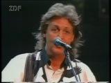 Paul McCartney Live At The Blockbuster Pavillion, Charlotte, USA (Tuesday 15th June 1993)