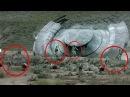 👽 НЛО десант в Бразилии - видео очевидцев 2017 UFO