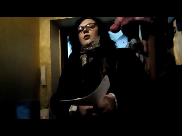 Незаконный запрет видеосъёмки полицией у меня дома. Новомосковск дознаватель П ...