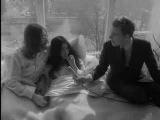 John Lennon en Yoko Ono in bed Hilton Hotel (1969)