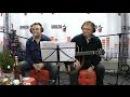 Анатолий Полотно и Федя Карманов. 30 декабря 2014 года. Прямая трансляция на Радио Шансон