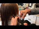 Extreme Hair Makeover Long to Pixie Cut on a 11 Year Old Girl by Jerome Lordet NYC