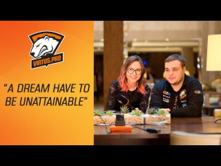 "Virtus.pro at EPICENTER: Moscow: ""A dream have to be unattainable""–An interview with No[o]ne 
