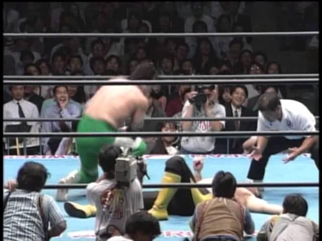 Mitsuharu Misawa vs Toshiaki Kawada (June 3, 1994)