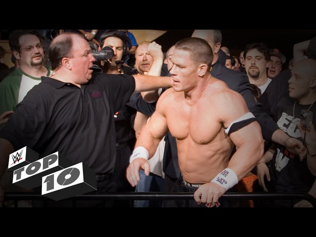 Hostile crowd reactions WWE Top 10