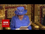 LIVE State Opening of Parliament, The Queen's speech- BBC NEWS