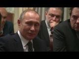 Владимир Путин посмотрел фильм «Викинг» вместе с создателями картины