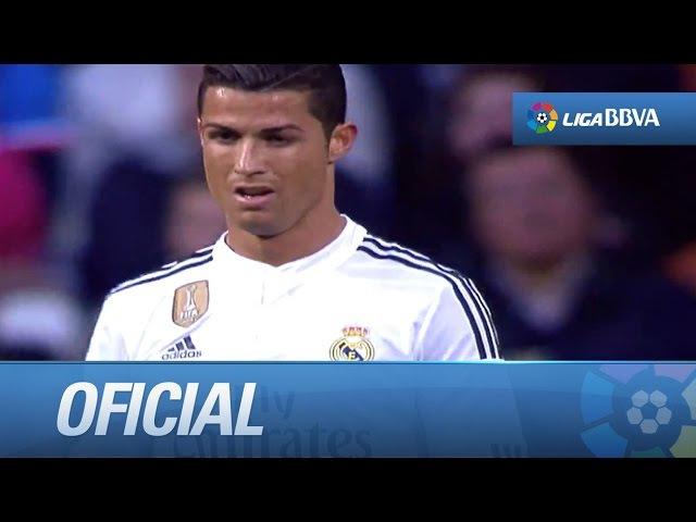 Espectacular caño de espuela de Cristiano Ronaldo