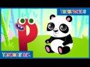 Английский алфавит - мультик для детей - Учим английские буквы - Английский д...