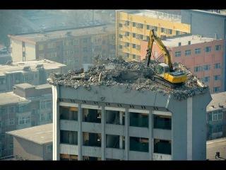Сумасшедшие китайские строители!