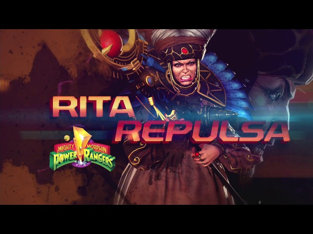 Power Rangers: Legacy Wars MMPR Rita Repulsa (Moveset)