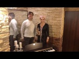 Прохор Шаляпин и Лена Ленина записали песню. Instagram video by Шаляпин Прохор  Dec 9, 2016 at 847pm UTC