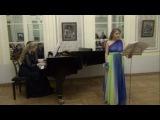 С.В. Рахманинов Романсы op.38 (цикл на стихи поэтов серебряного века)