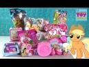 Shopkins Disney Num Noms Twozies MLP Toy Review | PSToyReviews