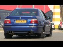 THIS HAMANN BMW M5 E39 IS A MONSTER! | INSANELY LOUD REVS ACCELERATION