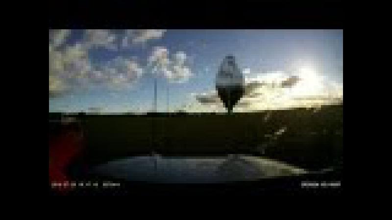 Вокруг света на воздушном шаре Мортон. Финиш