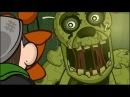 5 ночей с фредди 3 фнаф мультик - Ужасный Спрингтрап Мульт,Анимация