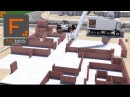 Fastbrick Robotics Hadrian X Digital Construction System
