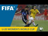 MATCH 26: JAPAN v BRAZIL - FIFA Womens U20 Papua New Guinea 2016