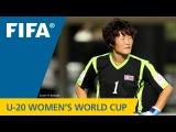 MATCH 10: KOREA DPR v BRAZIL - FIFA Womens U20 Papua New Guinea 2016