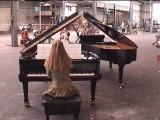 Canto Ostinato on two pianos, Sandra &amp Jeroen van Veen (www.pianoduo.eu)
