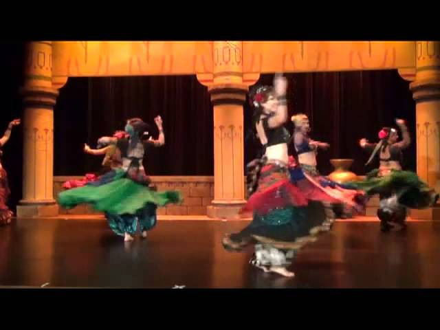 Tamarind with BDSS Club Belly Dance