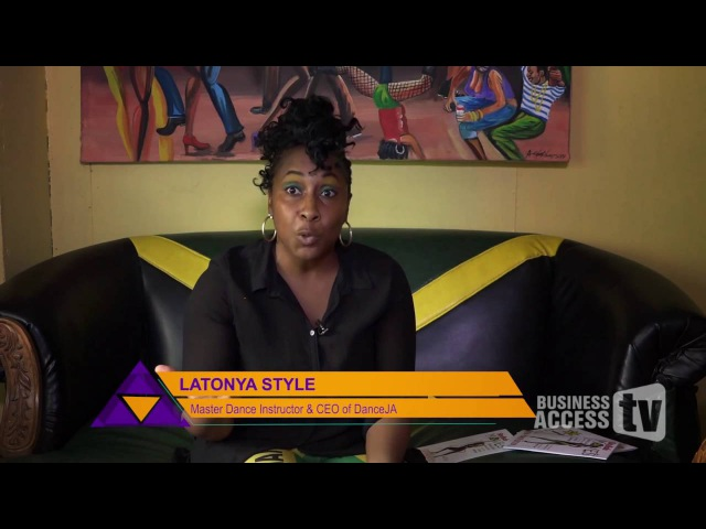 Business Access TV | CAMEO | LATONYA STYLE | DANCEJA