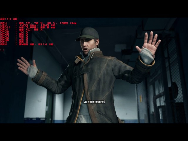 Watch Dogs on R9 270x FX-6300